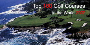 Cypress Point, USA-Ranked No.2 in the 2007 Top 100 Golf Courses